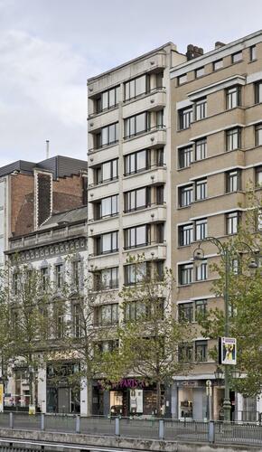 Avenue de la Toison d'Or 23, 2009 © bepictures / BRUNETTA V. – EBERLIN M.