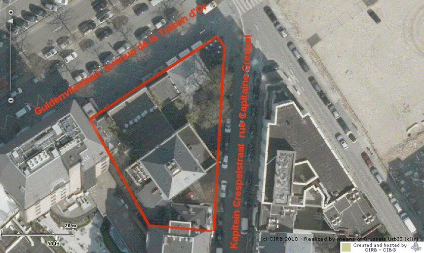 Avenue de la Toison d'Or 30b-30d-32-33-34-35-36-37-38, 39 Rue Capitaine Crespel 1-1a, 3-5