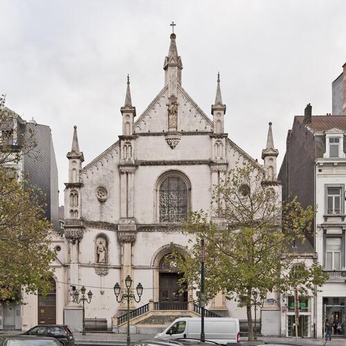 Église des Carmes, dite aussi église des Carmes déchaussés