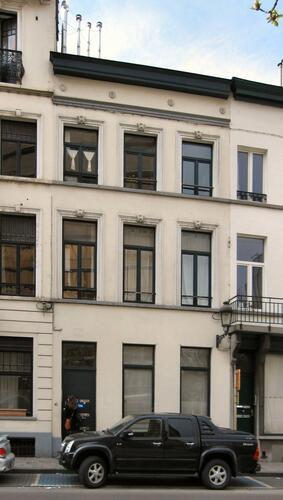 Rue du Trône 45, 2010