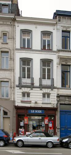Rue du Trône 63, 2010