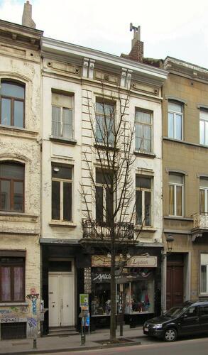 Rue du Trône 146, 2010
