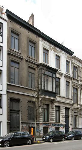 Rue du Trône 209 et 207, 2010