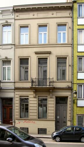 Rue du Trône 213, 2009