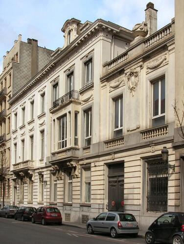 Rue du Trône 216, 218