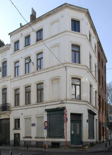 Rue Vandenbroeck 1 - rue du Viaduc 137, 2013