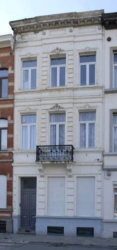 Rue Vandenbroeck 35, 2013