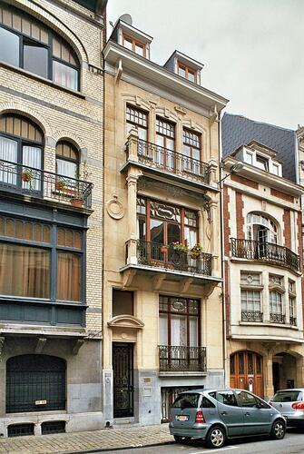 Rue Van Elewyck 13