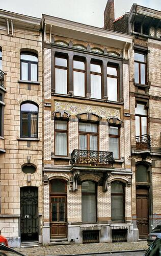 Rue Van Elewyck 21, 2009