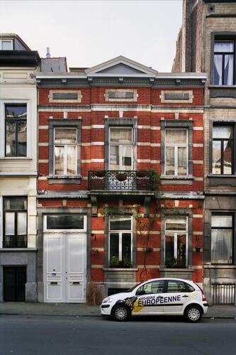 Rue Veydt 55, 2007