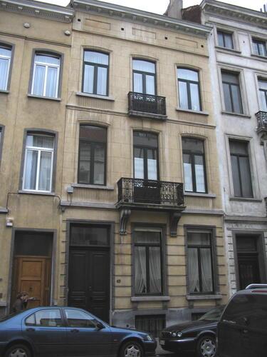 Rue Veydt 63, 2005