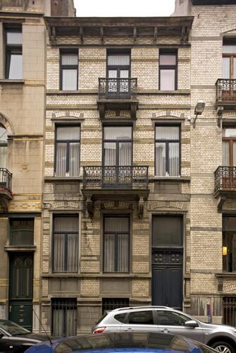 Rue Victor Greyson 46, 2011