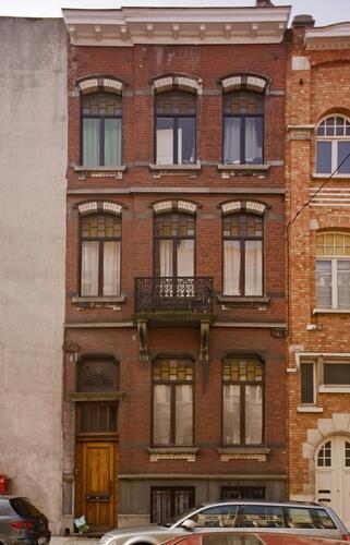 Rue Victor Greyson 51, 2011