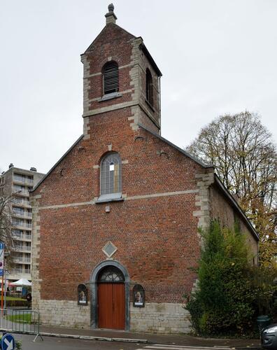 Square du Vieux Tilleul 10, ancienne chapelle de Boondael,, 2014