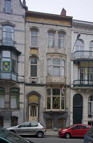 Rue Vilain XIIII 9, 11