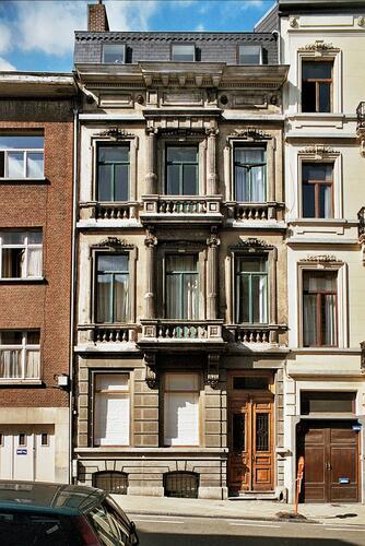 Chaussée de Vleurgat 83, 2009