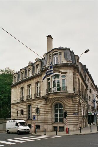 Chaussée de Vleurgat 193