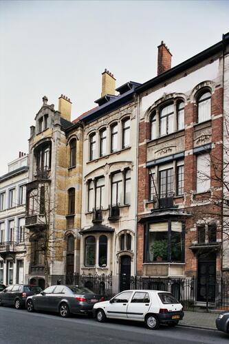 Chaussée de Vleurgat 228, 230 et 232, 2005