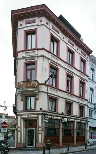 Chaussée de Wavre 111–1 rue Anoul, 2010