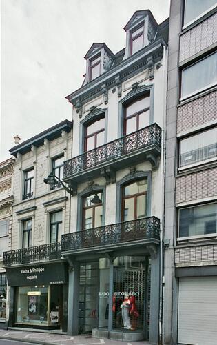 Chaussée de Wavre 137, 2010