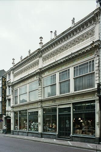 Chaussée de Wavre 141-143, ancienne fabrique de porcelaines Demeuldre-Coché, 2010