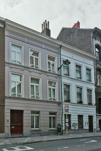 Chaussée de Wavre 195 et 193, 2010