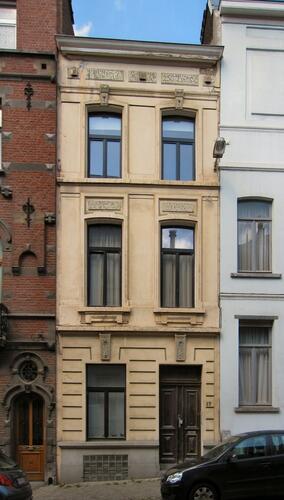 Rue Wéry 17, 2010
