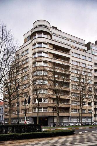 Avenue Louise 244, 2005