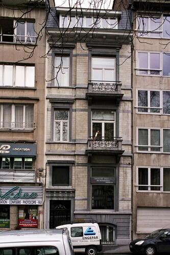 Avenue Louise 398, 2005