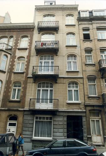 Rue Alfred Cluysenaer 7, 1997