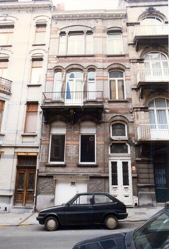 Rue Alfred Cluysenaer 17, 1996
