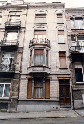 Rue Alfred Cluysenaer 19, 1996