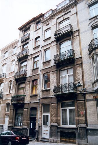 Alfred Cluysenaerstraat 23 en 21, 2003