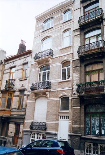 Rue Alfred Cluysenaer 25, 2003