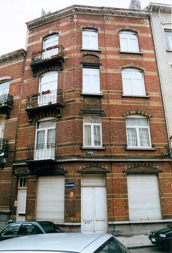 Alfred Cluysenaerstraat 49 en Jean Robiestraat 85, 2003