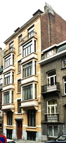 Rue Alfred Cluysenaer 61, 2004