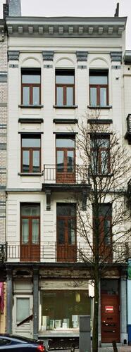 Chaussée d'Alsemberg 44, 2004