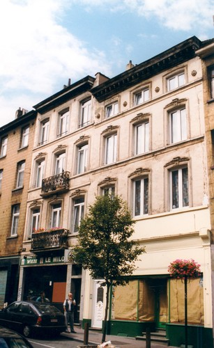 Chaussée d'Alsemberg 77, 75, 1999