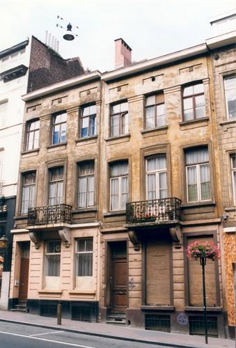 Chaussée d'Alsemberg 89, 87, 1999