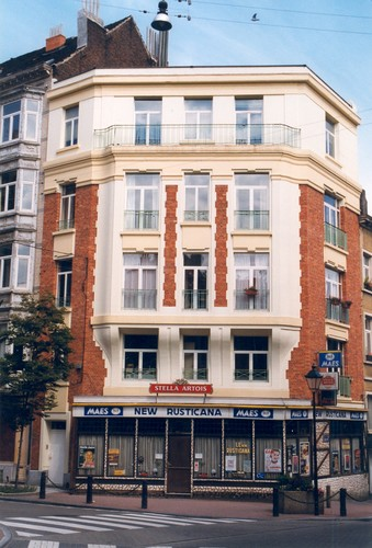 Rue de Savoie 65 et chaussée d'Alsemberg 97, 1999