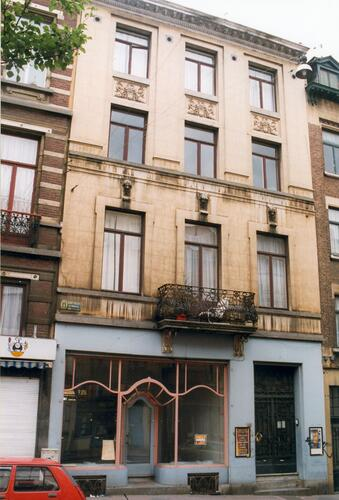 Chaussée d'Alsemberg 139, 1999