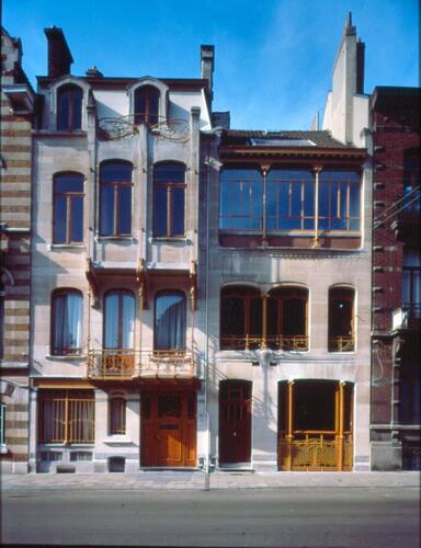 Ancienne maison et atelier de Victor Horta. Musée Horta