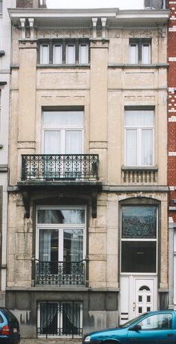 Rue Antoine Bréart 115, 2003