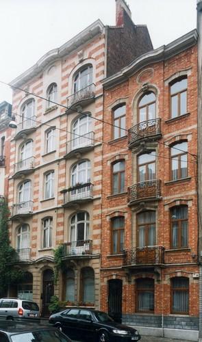 Rue Antoine Bréart 135, 133, 2003
