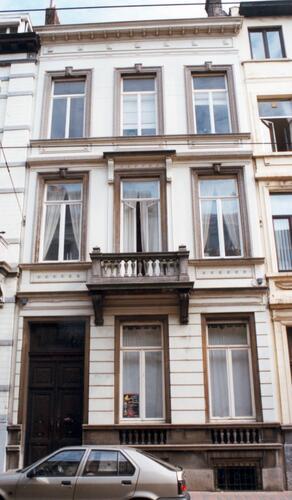 Rue de l'Aqueduc 26, 1998