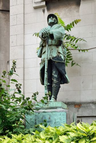 Monument aux soldats de la paroisse de la Sainte-Trinité morts en 1914-'18, 2019