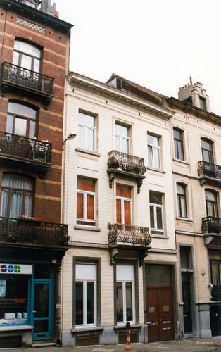 Rue Arthur Diderich 63, 1998