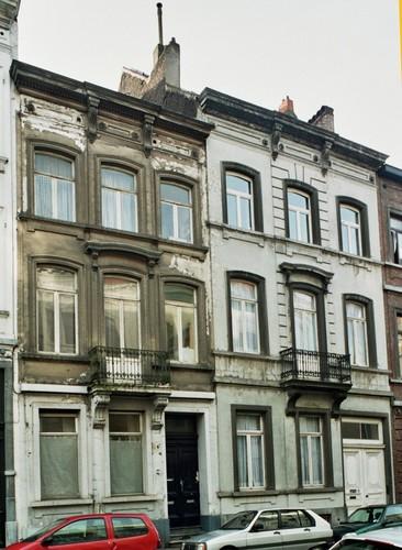 Rue Berckmans 6, 8, 2004