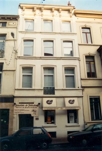 Rue Berckmans 11, 1993