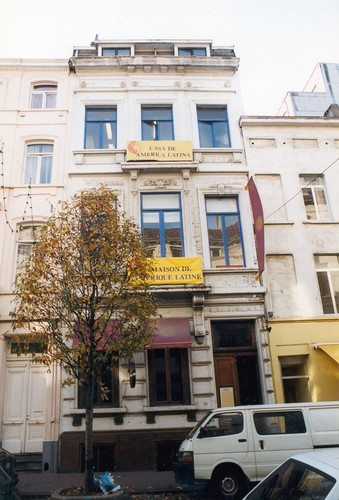 Rue Berckmans 14, 1999